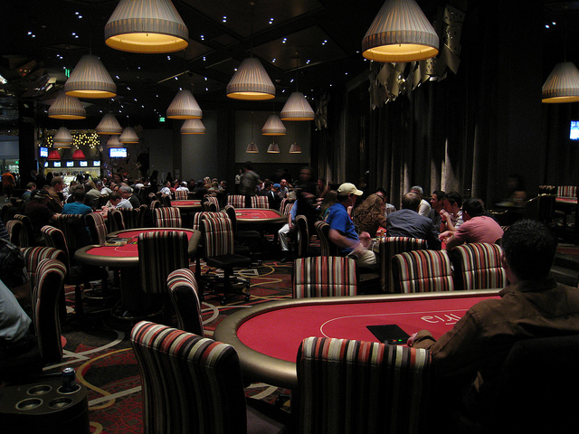 Las Vegas Poker Rooms