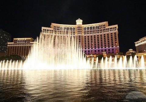 Bellagio Fountains