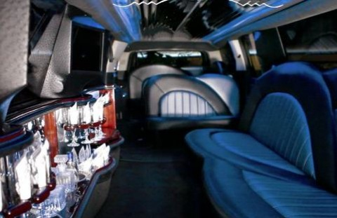 Limo Transportation from Airport to Strip