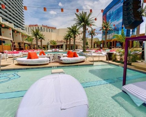 Best Bachelor Party Hotel in Vegas: Cosmopolitan