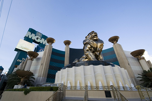 mgm grand resorts parking fees