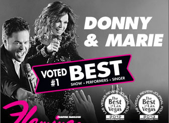 Donny and Marie Deal