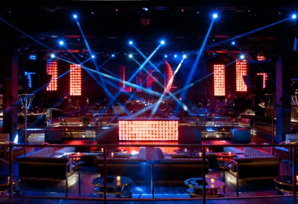 life sls nightclub
