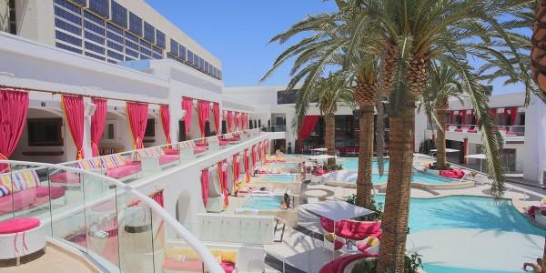 Drais Beach Club Beachclub Las Vegas