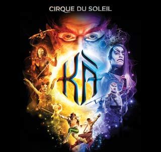 KÀ Cirque du Soleil