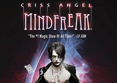 Criss Angel MINDFREAK Deal