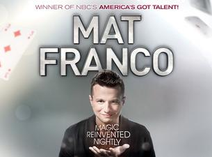 Mat Franco Deal