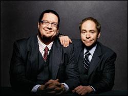 Penn & Teller Deal