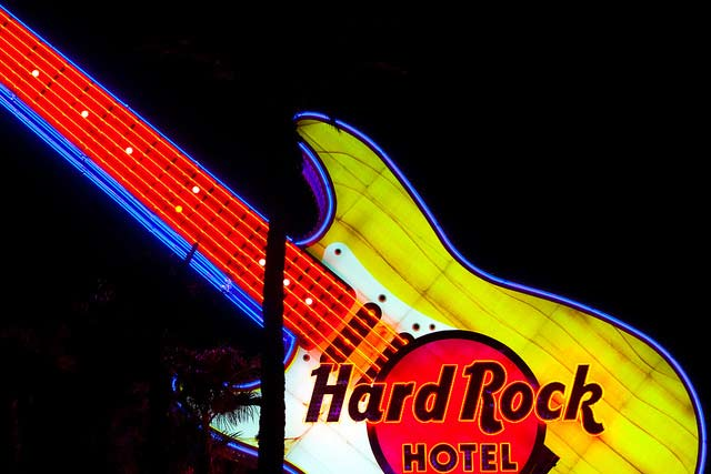 hard rock vegas