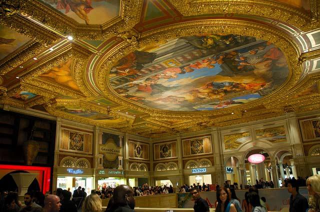 Venetian Vegas, Photo by Mario Antonio Pena Zapatería: https://www.flickr.com/photos/oneras/4655350253/