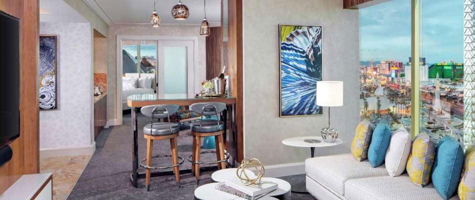2 Bedroom Las Vegas Suites