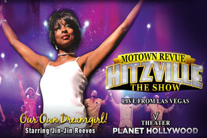 Up to 40% Off Hitzville: The Show at V Theater