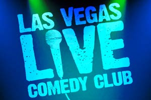 Las Vegas Live Comedy Club – 50% OFF Special Offer