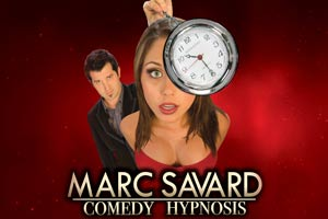 Marc Savard - Comedy Hypnosis