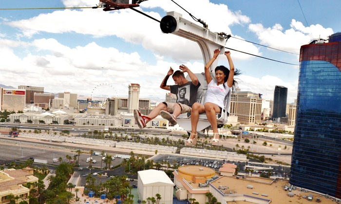 Vodood Zipline Las Vegas