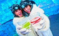 $25 for Entry for Two at Minus 5 Ice Experience