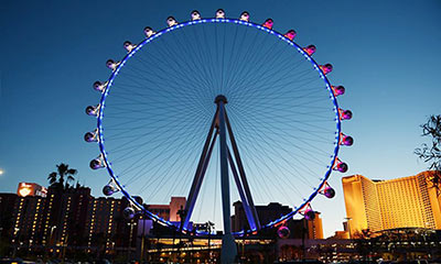 $7 off Tickets to High Roller at The LINQ