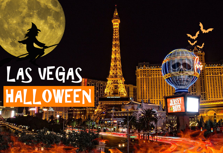 Las Vegas Halloween Events 2020 Halloween in Las Vegas 2020   Vegas Parties & Events