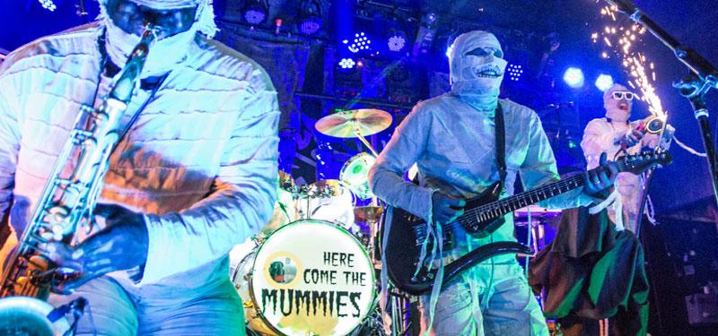 concerts vegas halloween