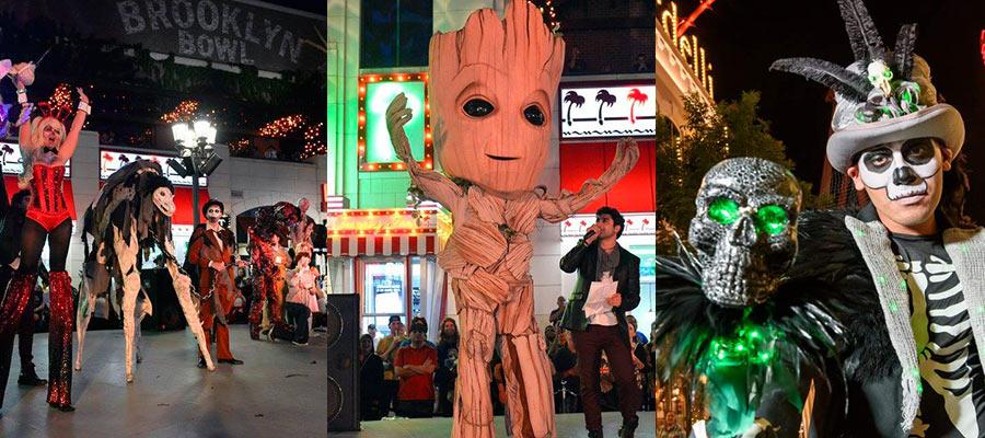 Linq Halloween 2020 Halloween in Las Vegas 2020   Vegas Parties & Events