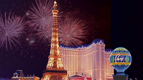 paris vegas new years eve package