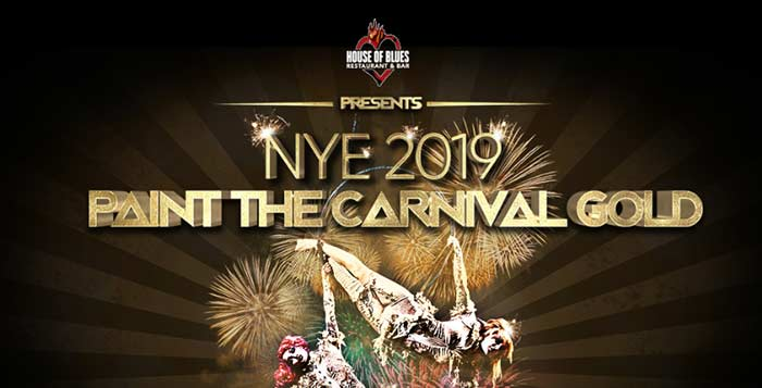 nye house of blues vegas