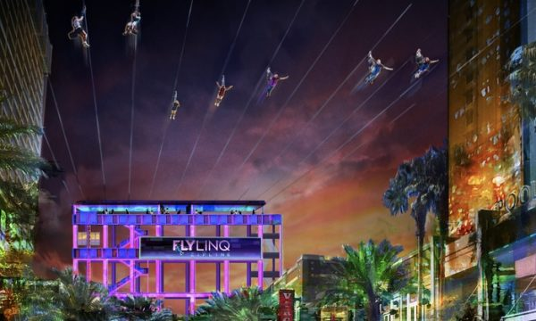 Up to 16% Off The Fly LINQ Zipline Experience