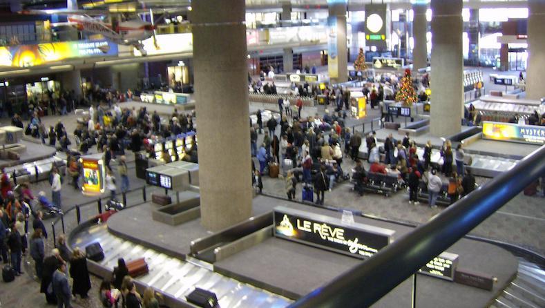 McCarran Airport, Terminal 1