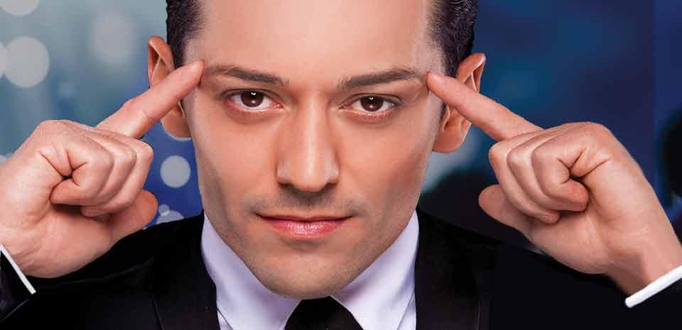Paranormal: Mind Reading Magic - Las Vegas Magic Shows