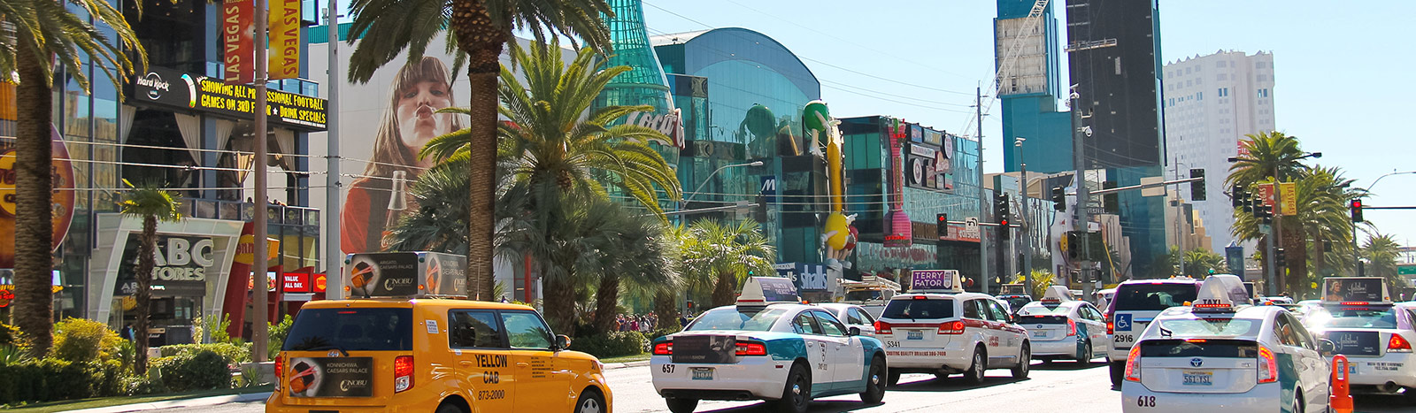 Transportation Options from the Airport to the Vegas Strip