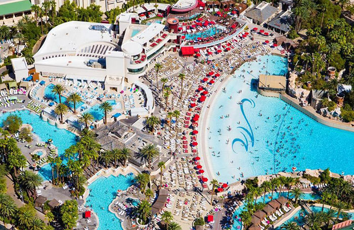 Mandalay Pool Complex and Wave Pool