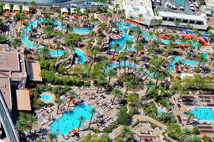 MGM Grand Pool and Lazy River