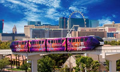 Up to 17% Off Las Vegas Monorail