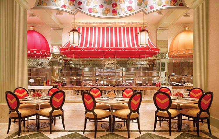 wynn buffet vegas prices and hours