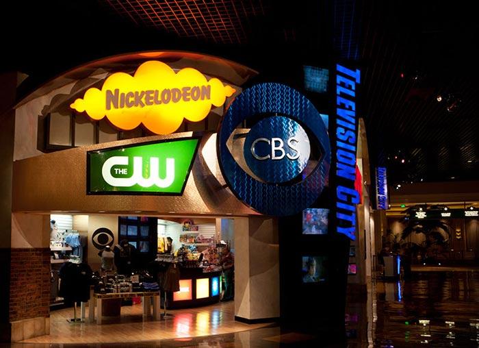 Television City at MGM Grand