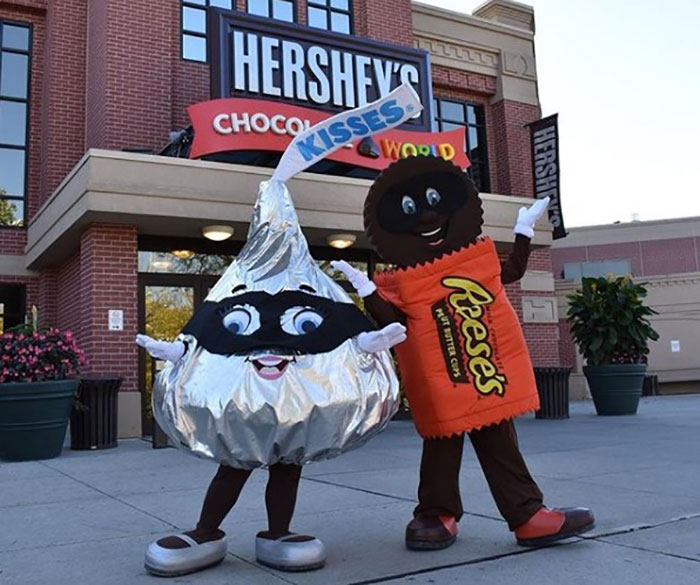 Hershey Chocolate World on the Las Vegas Strip