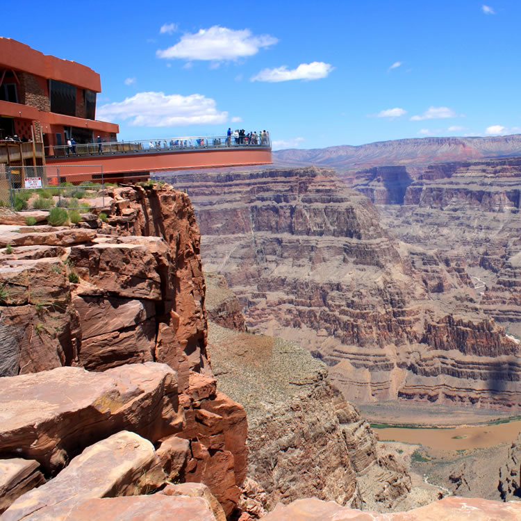 If you're out west, the Grand Canyon is a must-see.