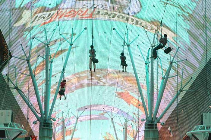 Slotszilla Las Vegas Zipline