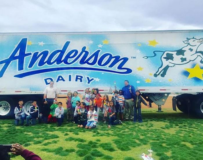 Anderson Dairy in Las Vegas.