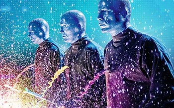 Exciting Blue Man Group in Las Vegas, 70% Off