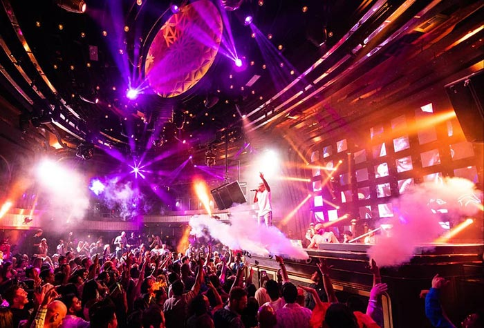 Best nightclubs - Jewel at Aria