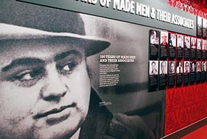 20% off the Mob Museum in Vegas