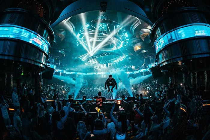 Best clubs in Vegas, Omnia