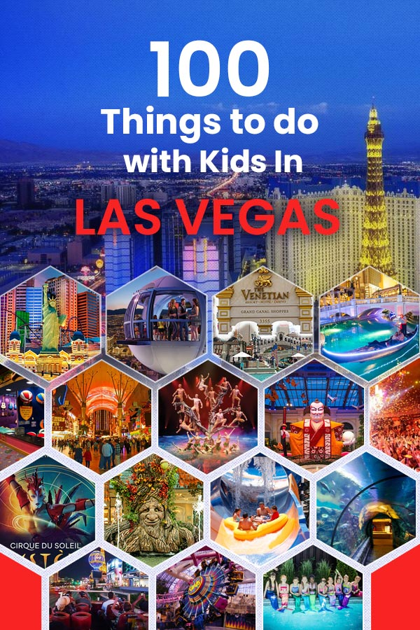 things to do in :as Vegas with kids