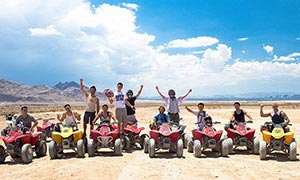 Up to 60% Off Nellis Dunes ATV Tour
