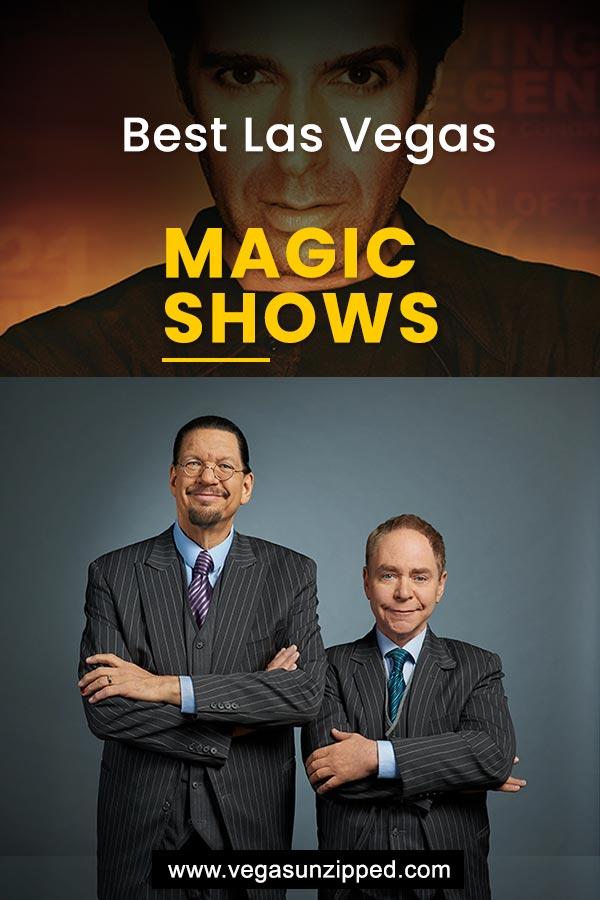 Best Vegas Magic Shows 2019