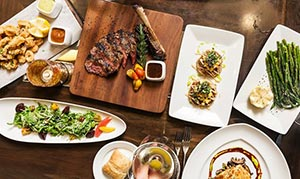 40% Off, Steakhouse Dinner for 2 at ENVY