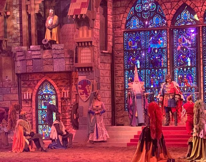 The King Arthur Show at Excalibur Las Vegas