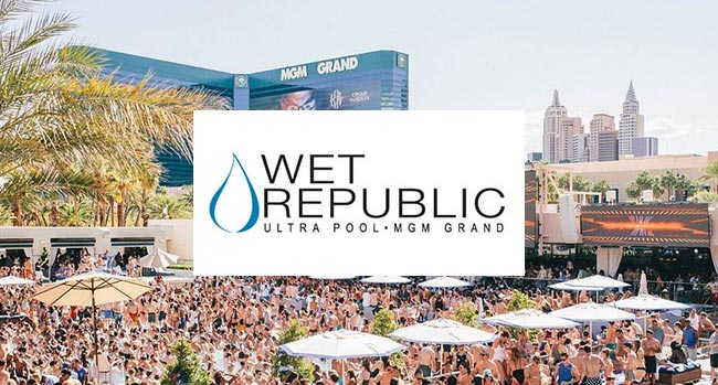 wet republic pool 2019 events memorial day weekend