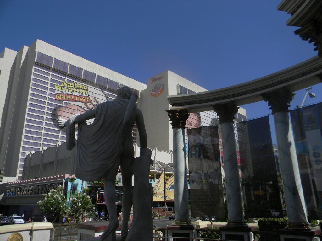 Vegas Caesar's Palace Station